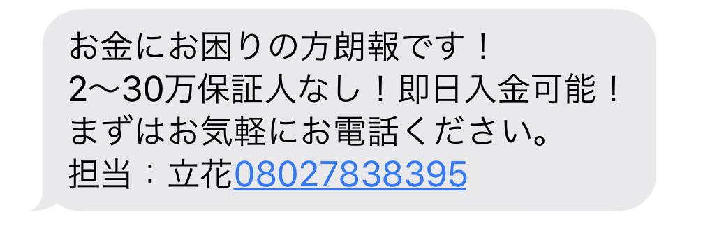 08027838395からのメール